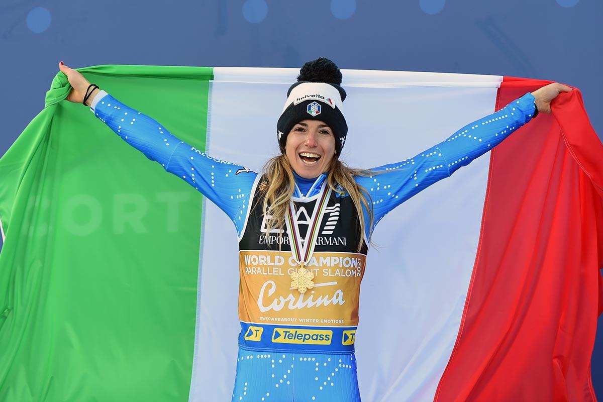 Marta Campione del Mondo!